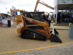 Case 440CT skid steer loader