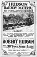 Hudson advert