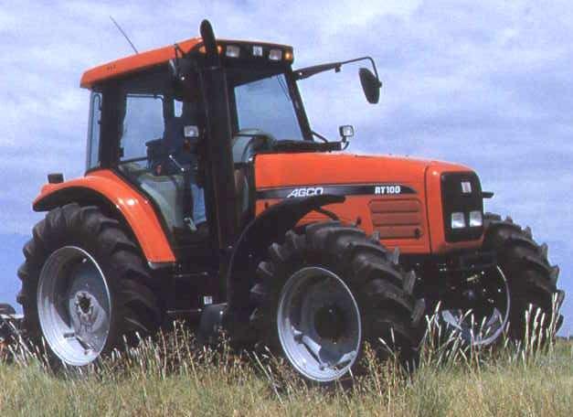 New Agco Tractors : Agco rt tractor construction plant wiki fandom