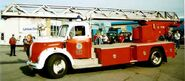 Magirus Fire Engine 1961 2