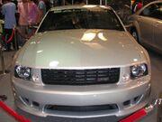 Saleen Mustang front view