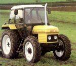 Leyland 804 MFWD (yellow)
