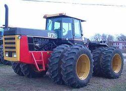 Versatile 876 4WD - 1985
