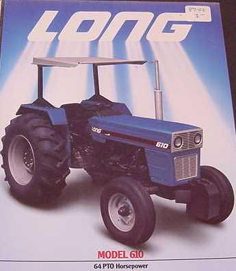 long 610 tractor construction plant wiki fandom. Black Bedroom Furniture Sets. Home Design Ideas