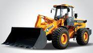 Yutong 952A wheeled loader - 2011