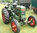 Marshall Tractor sn 1315