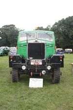 Scammell Mountaineer - HRR 348D at Harewood 08 - IMG 0462