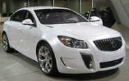 2011 Buick Regal GS 2 -- 2010 DC