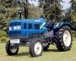 Swaraj 744 FE (blue)-2006