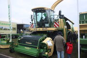 Krone Self propelled forager at lamma 2010 -IMG 7595