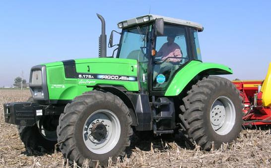 Agco Allis Tractors : Agco allis a tractor construction plant wiki