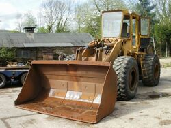 Bray PS7500 4WD Loader