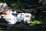 Gearbox in a Landrover chassis IMG 9011