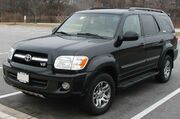 2005-2007 Toyota Sequoia Limited