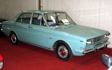 Ford Taunus-15M 1967 Front-view