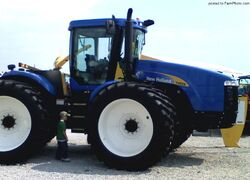 NH T9020 MFWD - 2009