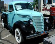 International 1937 D2 pickup Reno