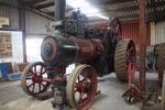 Burrell no. 2366 Traction Engine Buller reg AH 5488 at Strumpshaw museum 09 - IMG 0337