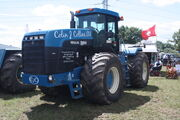 New Holland 9682 versatile tractor Big Boy of (C.L. Collins) at Astwood Bank 09 - IMG 3582