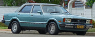 1977-1980 Ford Cortina (TE) Ghia 4.1 sedan (2011-01-19)
