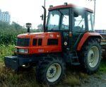 Daedong D52 Master MFWD (orange) - 2002