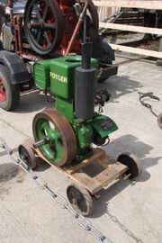 Fowler PA engine sn 0010780 at Shildon 2012 - IMG 4318