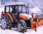 Steyr 968 Industrial MFWD