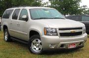 2007 Chevrolet Suburban LT -- 07-10-2010 1