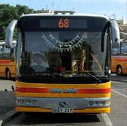 MHV Kinglong Bus 01