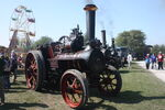 Burrel traction engine sn 3307 reg AH 7457 at Riverside Southport 09 - IMG 7518