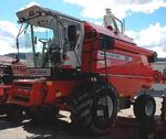 MF 26 4WD combine (Sampo) - 2001