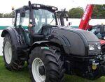Valtra T162 MFWD (black) - 2009