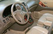 Lexus RX 300 driver seat