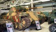 Panther Tank, Bovington