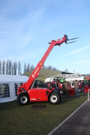 Weidemann telescopic at lamma - IMG 4642