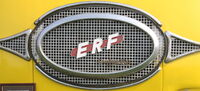 ERF grill badge detail IMG 1904