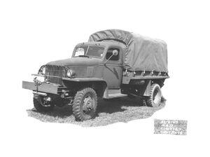 Chevrolet G506 Truck