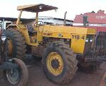Valmet 118.4 MFWD (yellow) - 1985