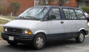 1989-1991 Ford Aerostar SWB