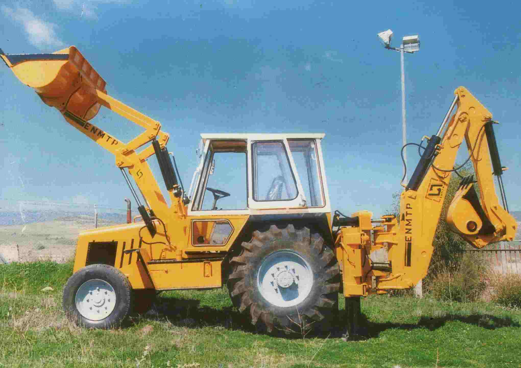 enmtp tractor construction plant wiki fandom powered by wikia enmtp 4120 backhoe 2010
