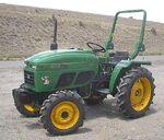 Agracat 254HD MFWD