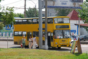 Barnaul bus route 17