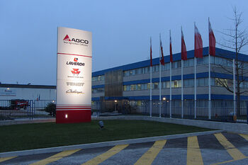 Laverda headquarter in Breganze, Italy