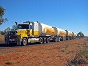 Road Train Australia