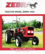 Zebra 4522