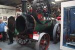 Ransomes no. 36030 portable 4 hp at Strumpshaw Museum 09 - IMG 0313