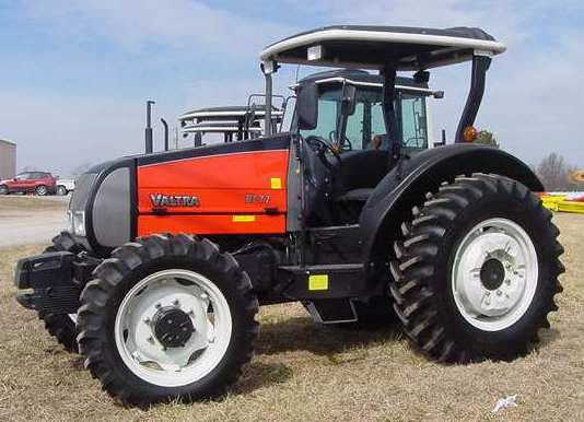 Low Profile Tractor : Valtra bl low profile tractor construction plant