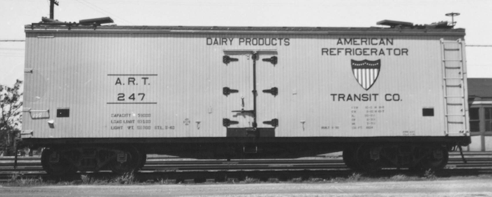 Refrigerator Car Tractor Amp Construction Plant Wiki