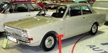 MHV Ford Taunus P6