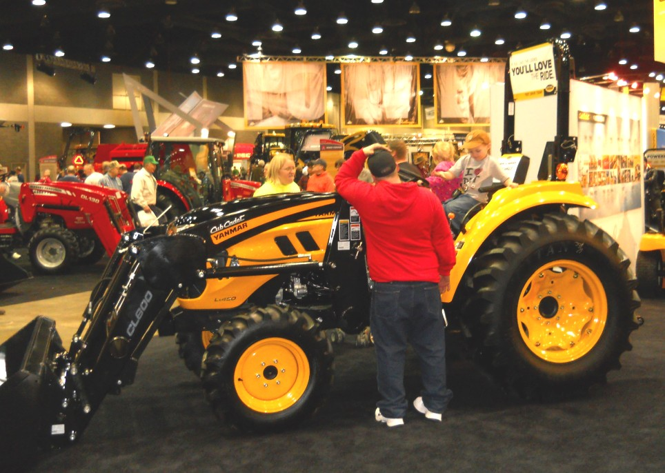 Latest Cb on Yanmar Tractor Engines